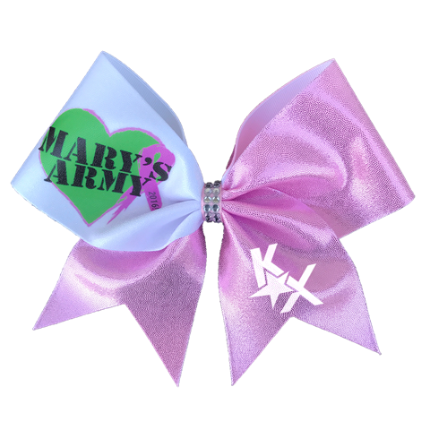Mary's Army Bow KX