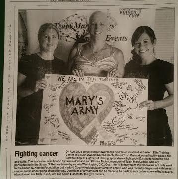 marys-army-newspaper