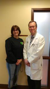 Me & Dr. RotoloSurgeon GBMC